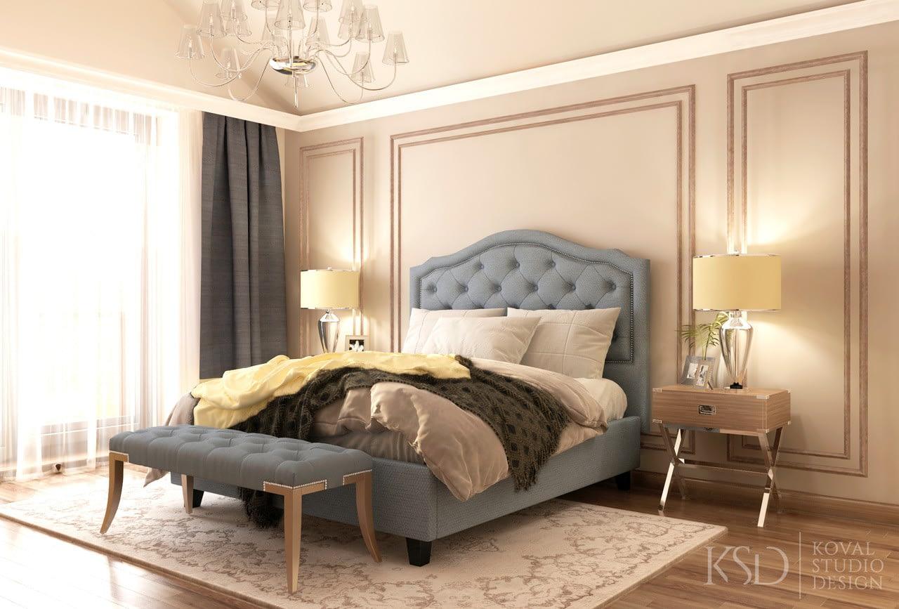 спальня для дома