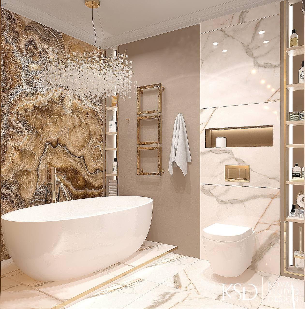 интерьер ванная комната
