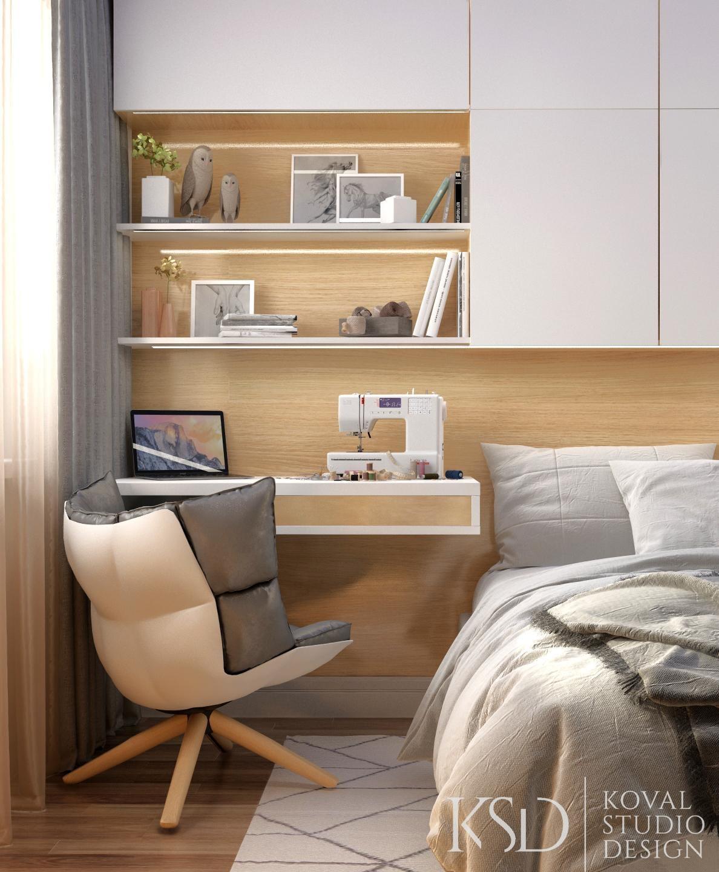 дизайн спальни для девушки 6
